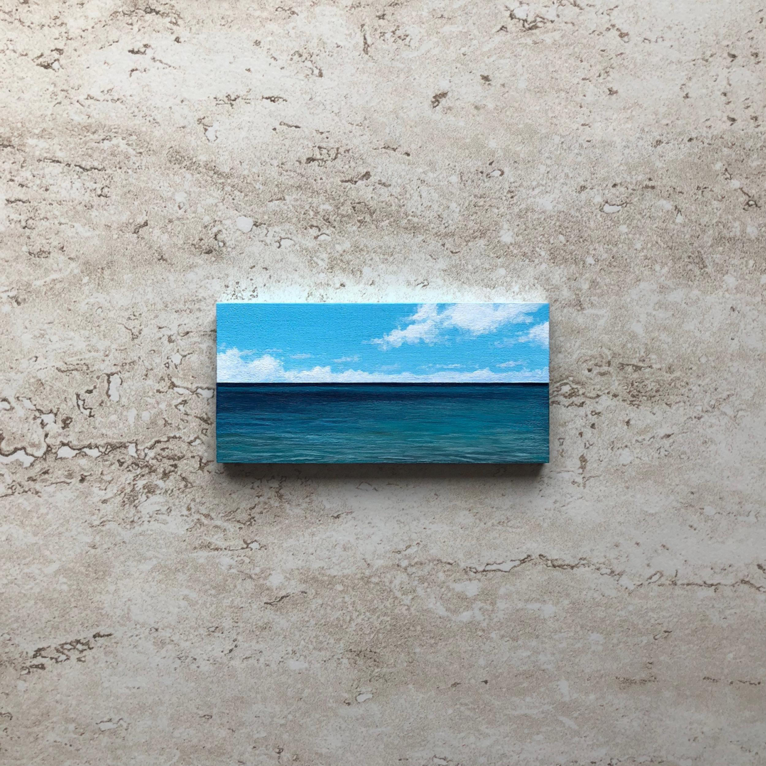 Currents,  Acrylic, 2018