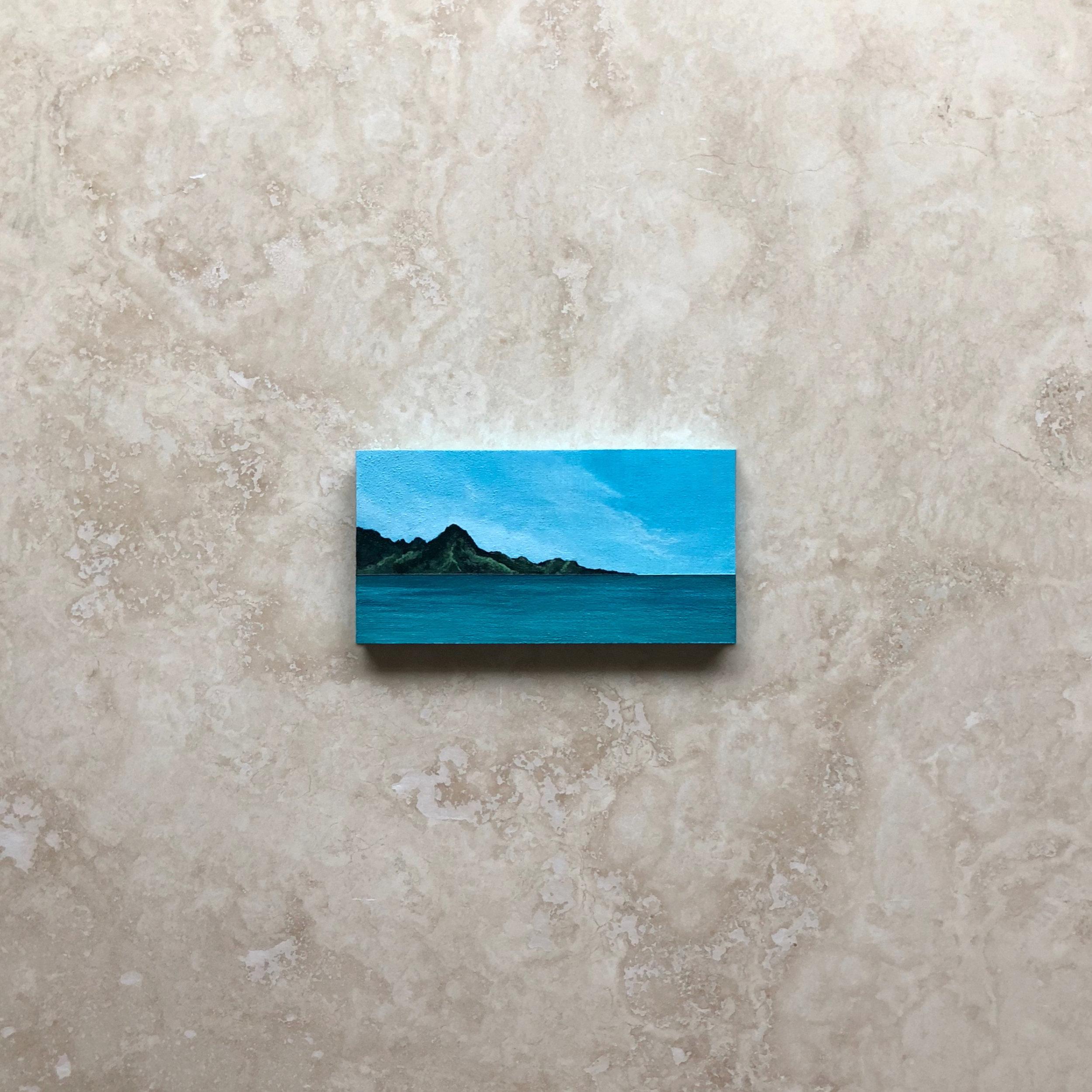 Summer Afternoon,  Acrylic, 2018