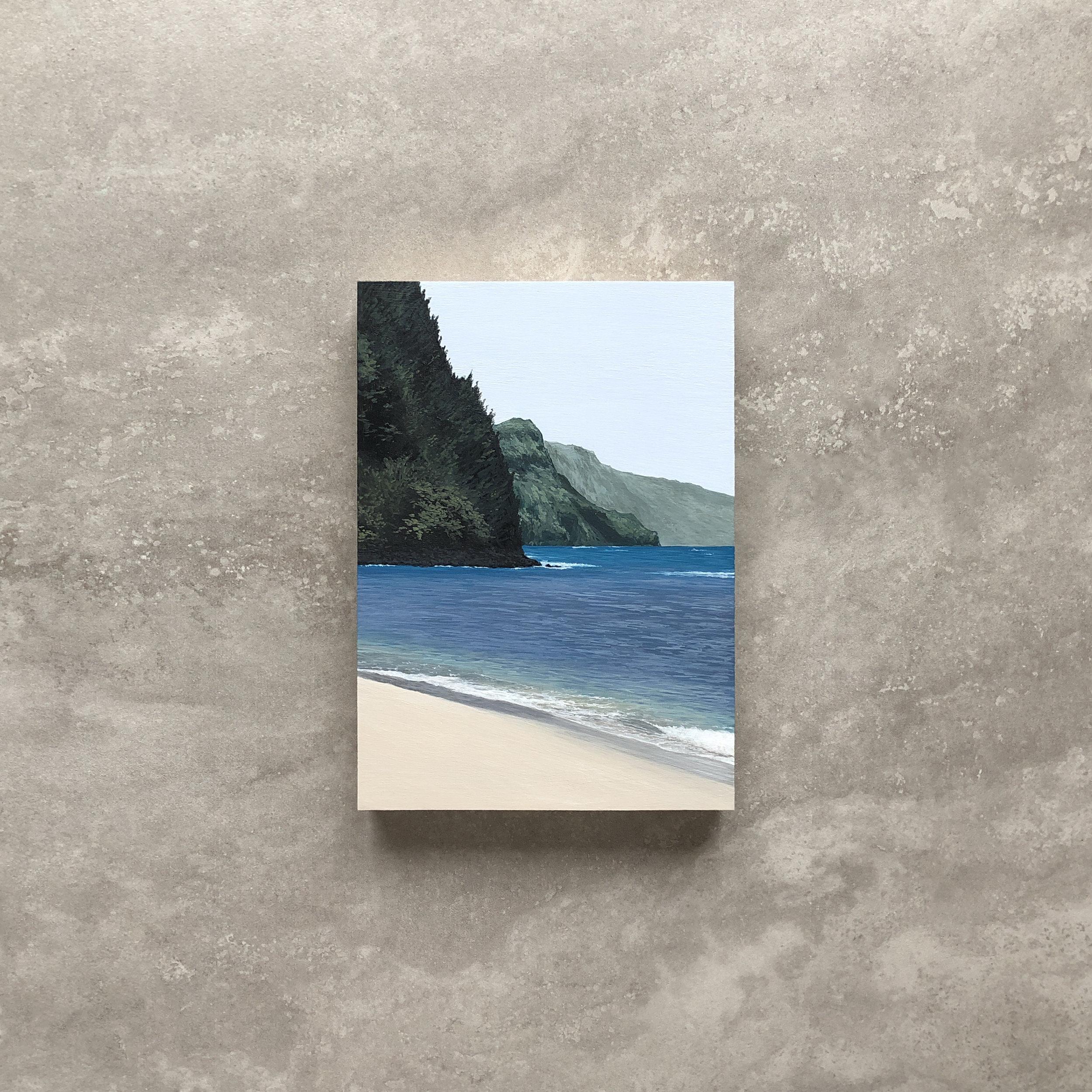 Meditatioon , Acrylic, 2019