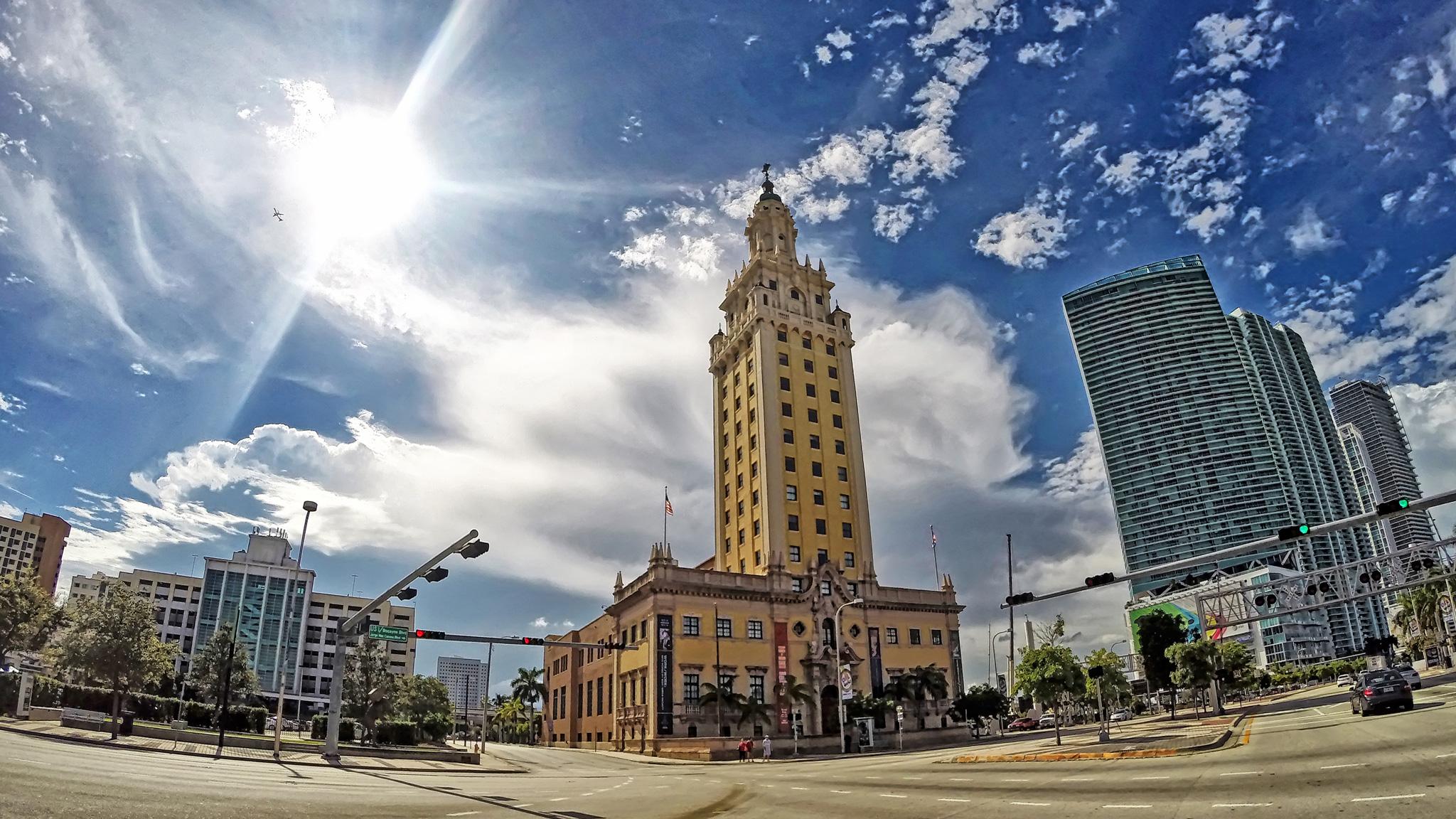 Freedom Tower, Downtown Miami