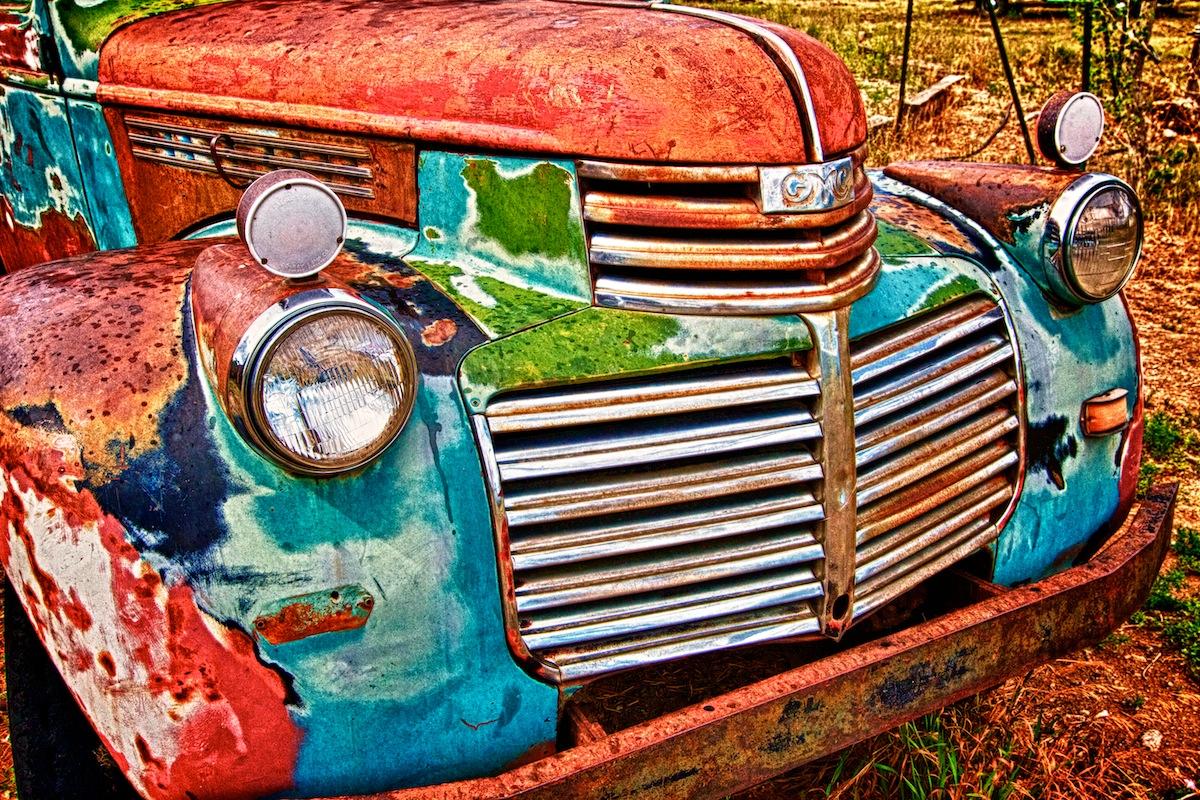 GNC Truck, Taos New Mexico