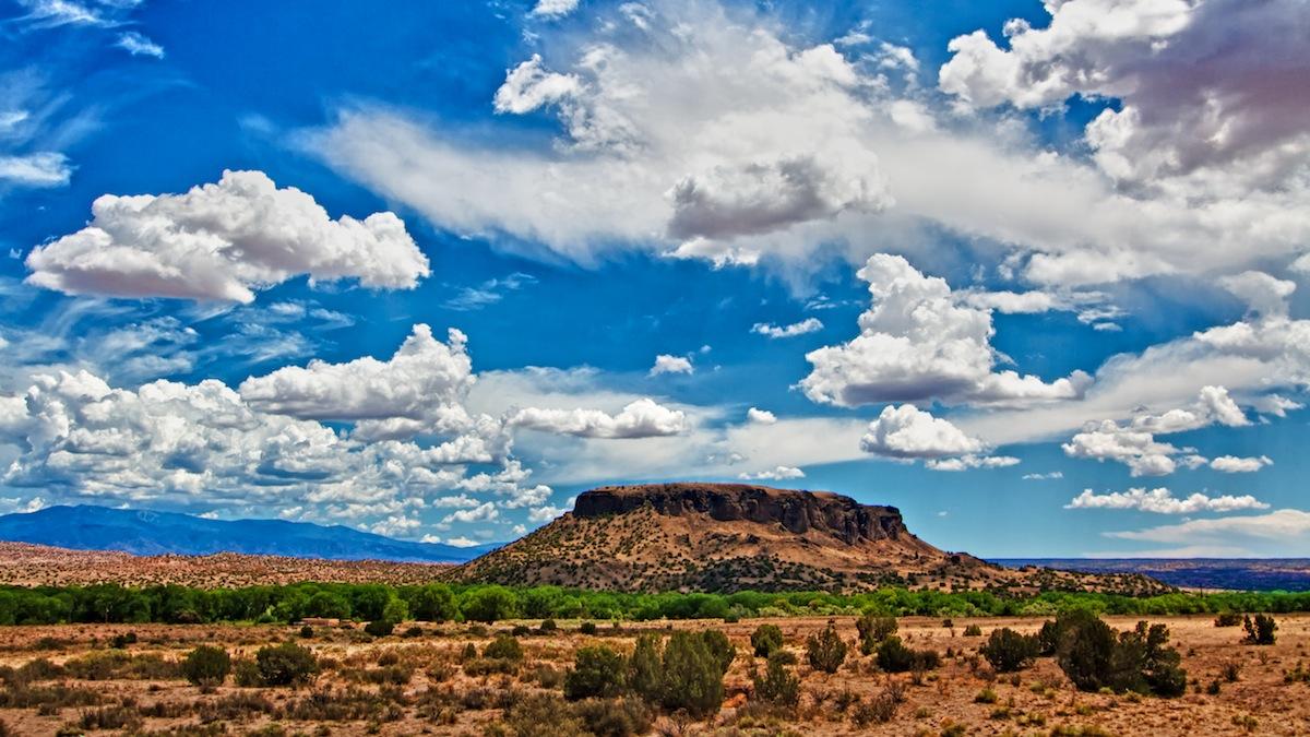 Black Mesa, New Mexico