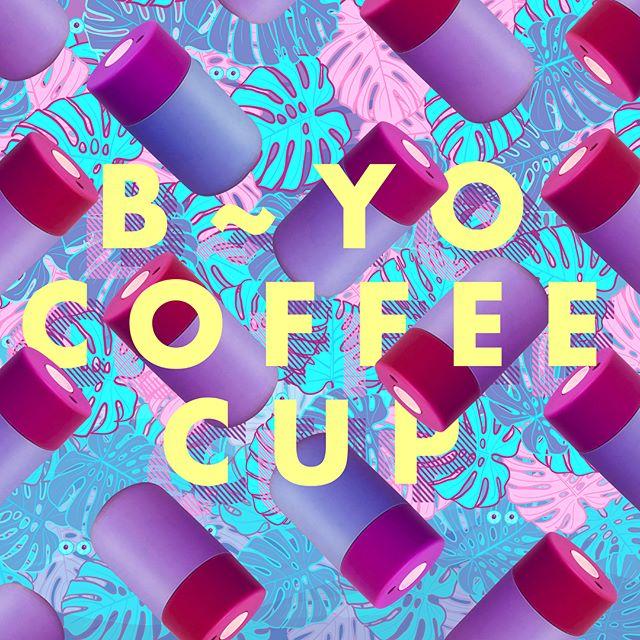Bring Yo cup, find cheaper coffee on the Bring-yo app. #reducereuserecyle #waronwasteau #gogreen #sustainability #coffee #coffeefix #barista #frankgreen #byocoffeecup