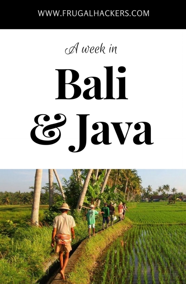 Frugal Hackers Bali and Java
