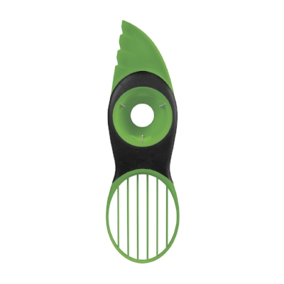 My $10  Avocado Slicer , thanks Amazon Prime!