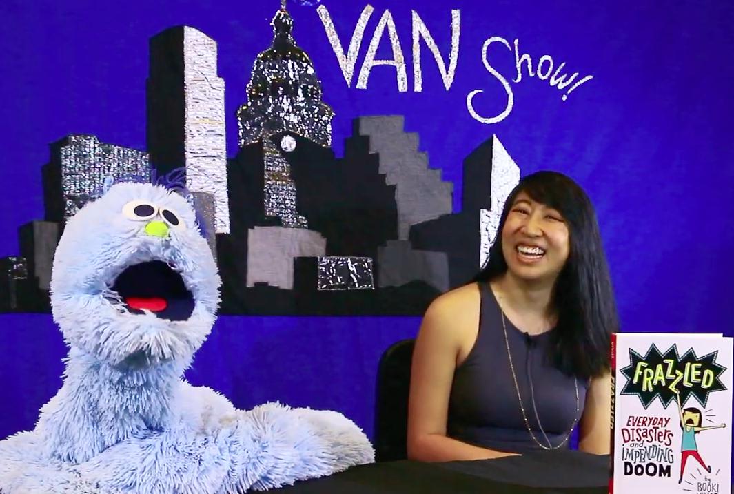 The Van Show Puppet Interview