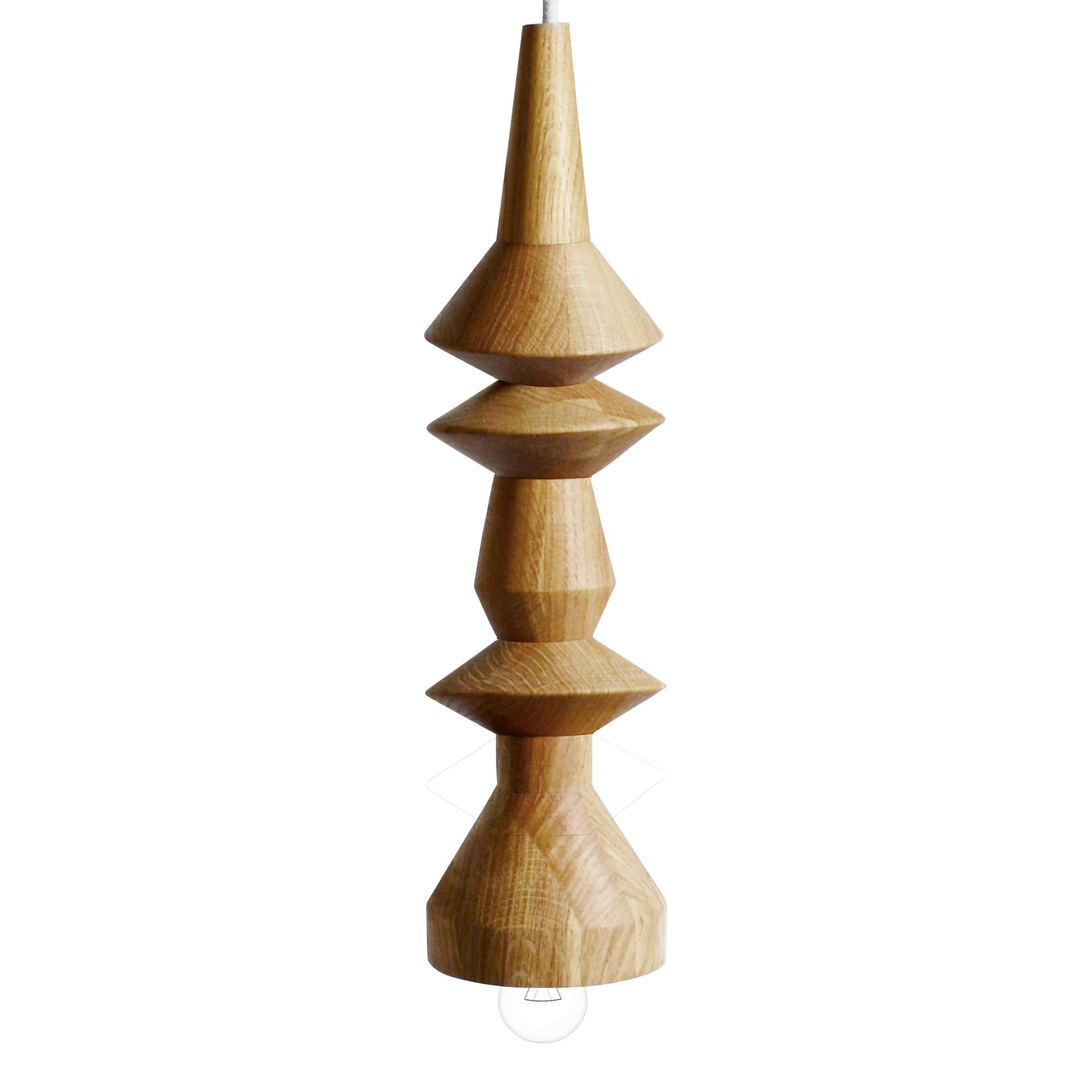 Lampa Tralinka - Wykreuj lampę z odrobiną naszej pomocy! Sam możesz dobierać kolory i zestawiać je ze sobą w różnych modułach. Moduły malujemy ręcznie farbami akrylowymi. Jedna lampa to aż 8 różnych możliwości. W zależności od potrzeb i upodobań, sam możesz stworzyć własną kompozycję.
