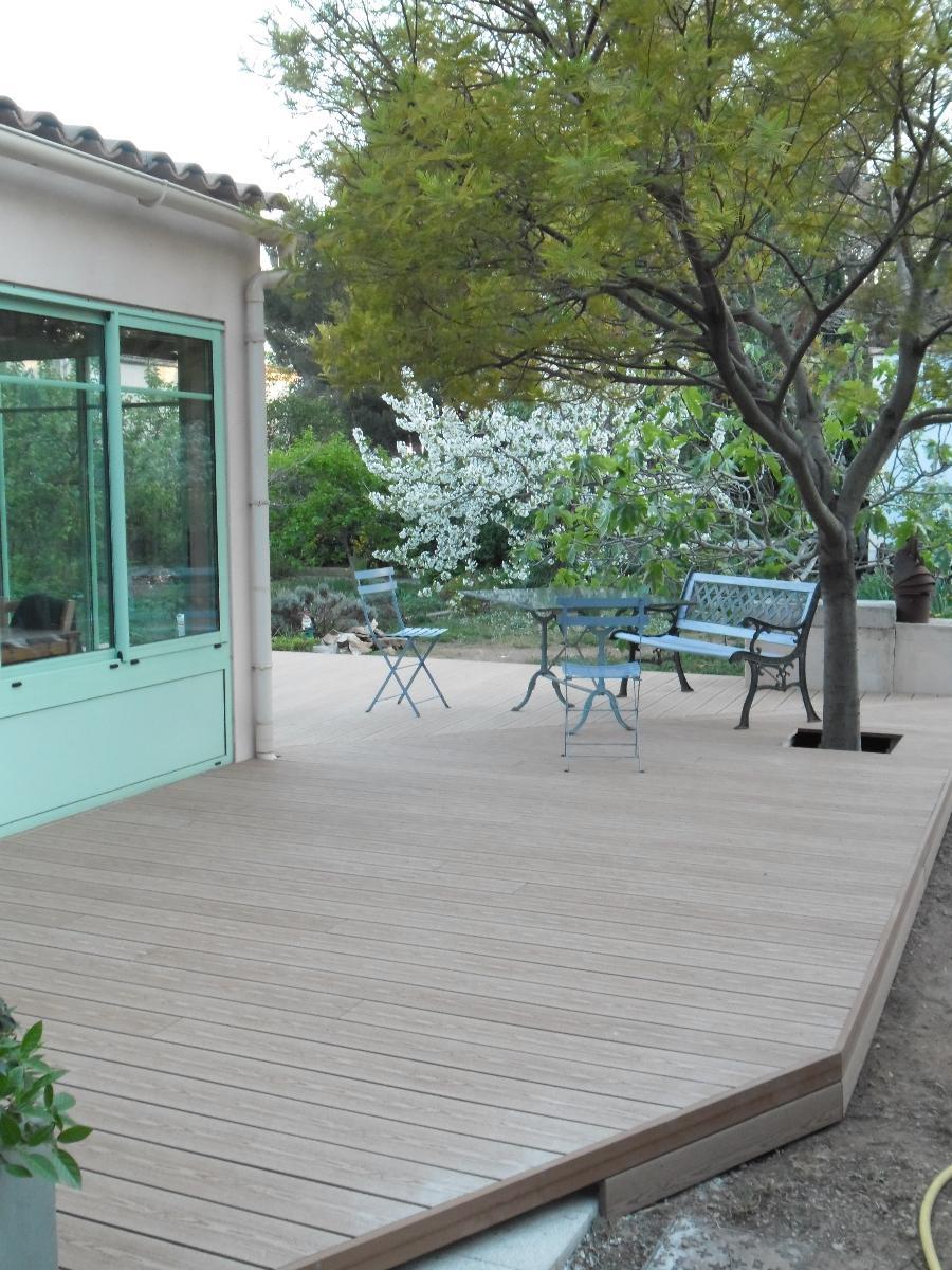 <h2>Terrasse bois composite</h2>