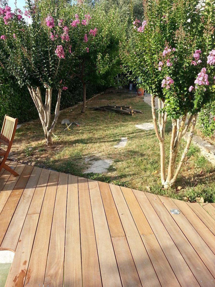 <h2>Avant création jardin</h2>