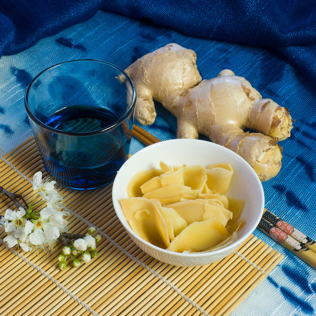 The Benefits Of Gari Pickled Japanese Ginger Nerida Moorhouse Naturopath