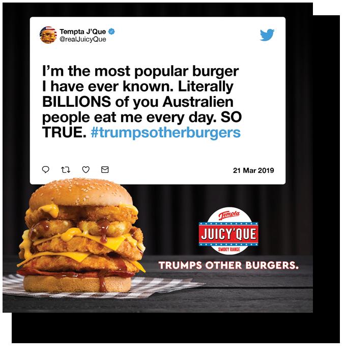 Chicken Treat Tweet 1