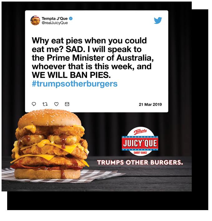 Chicken Treat Tweet 2