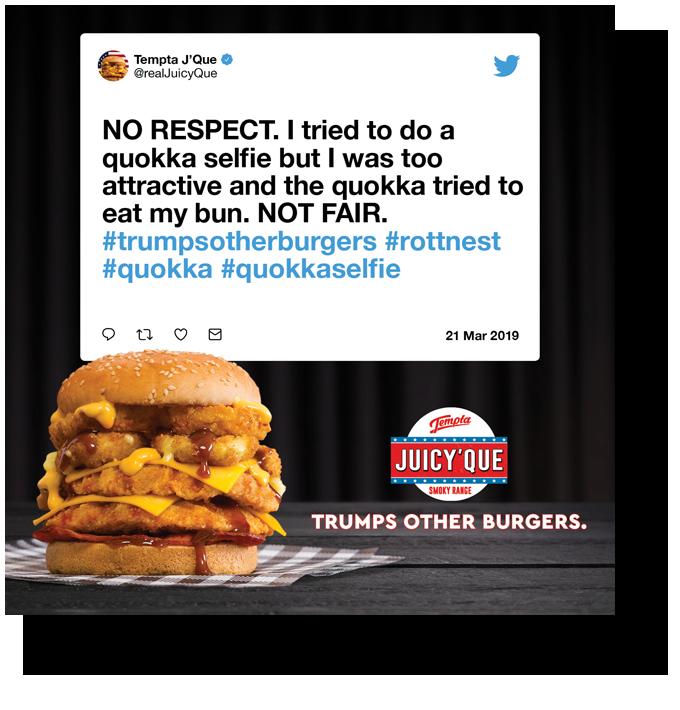 Chicken Treat Tweet 3