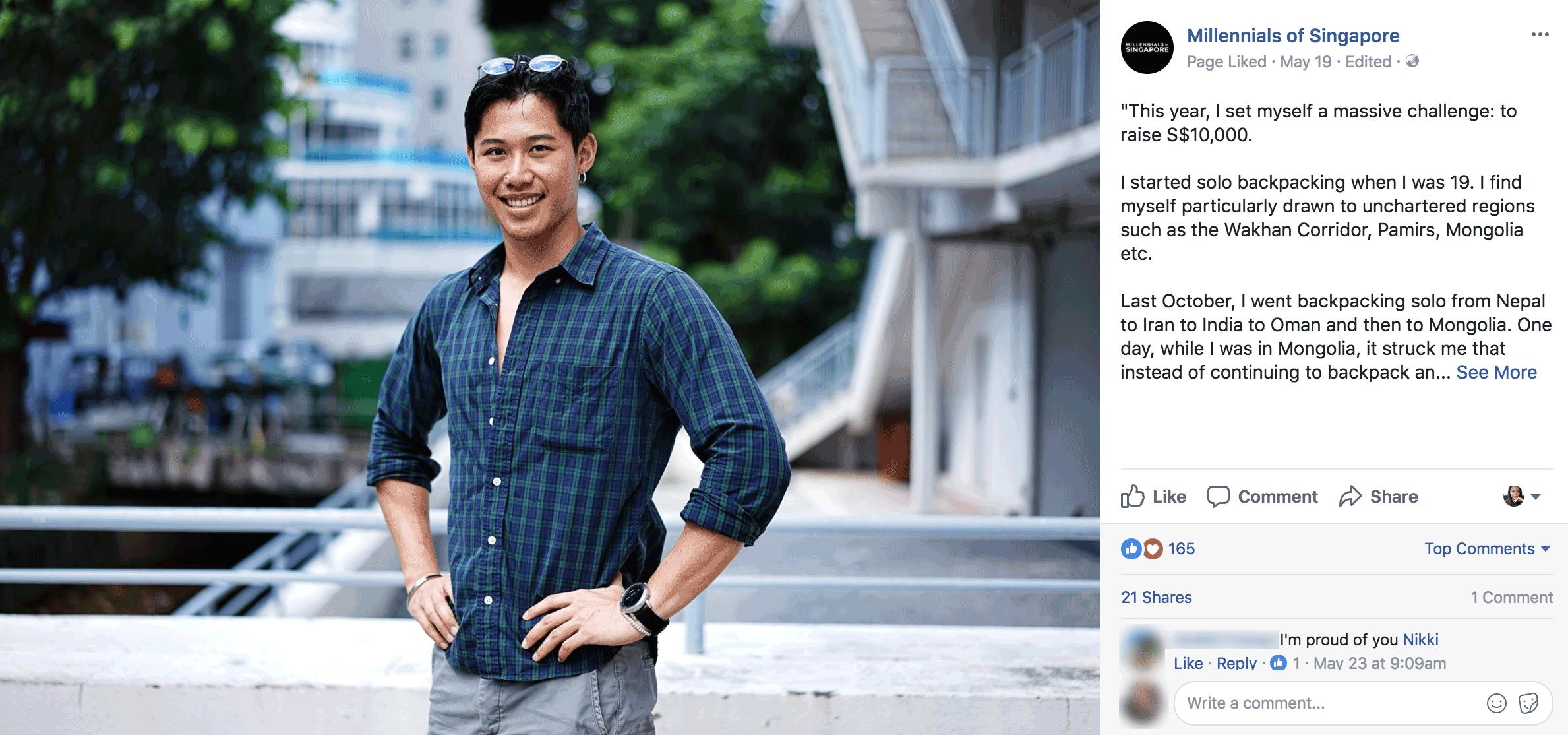 Millennials Of Singapore