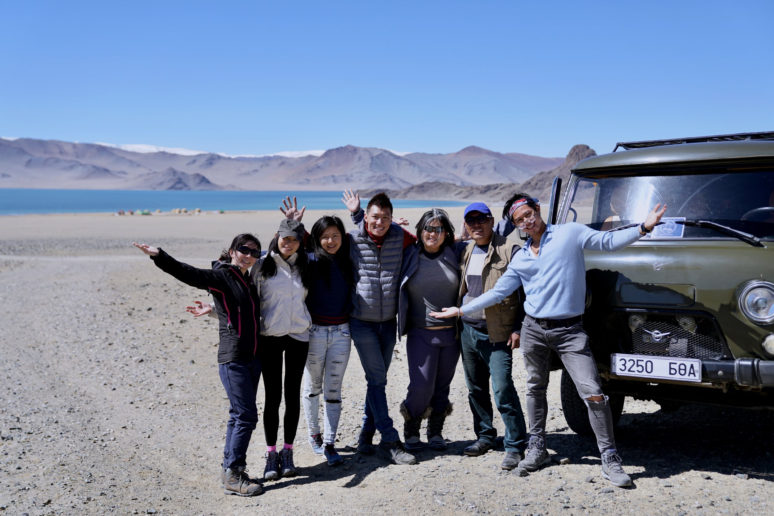 Embark on an experiental journey with our specially curated group expeditions where you meet new friends. -