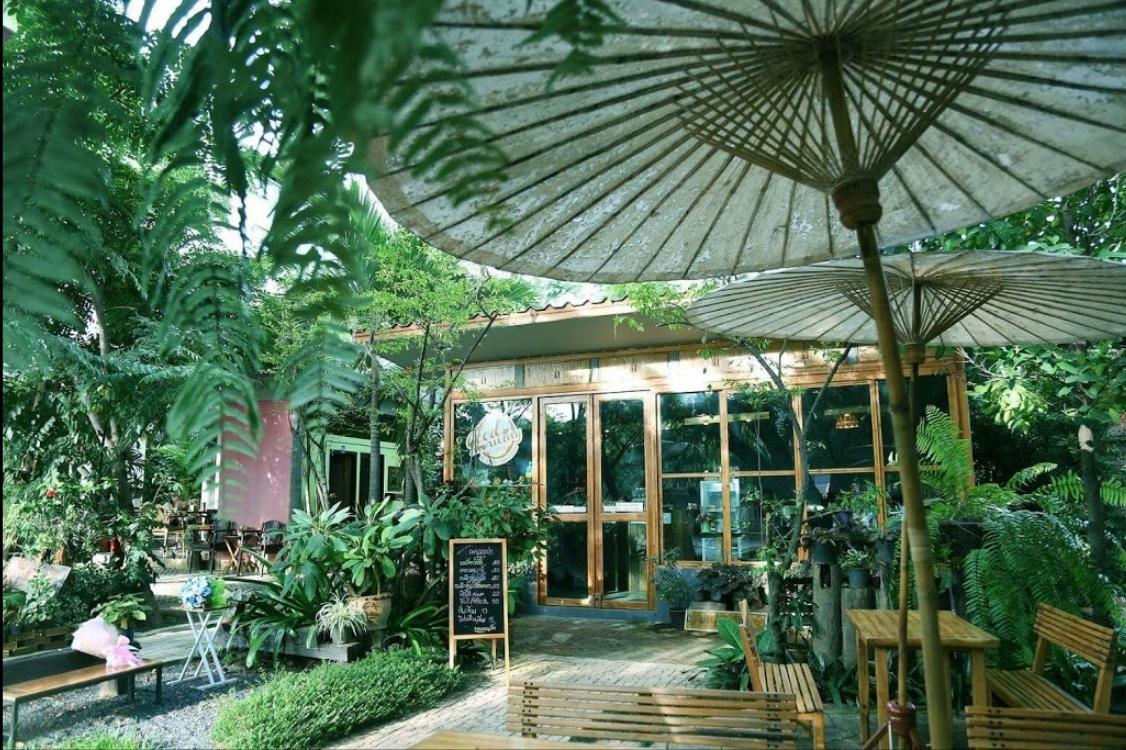 Lampang coffee shop - Good Morning