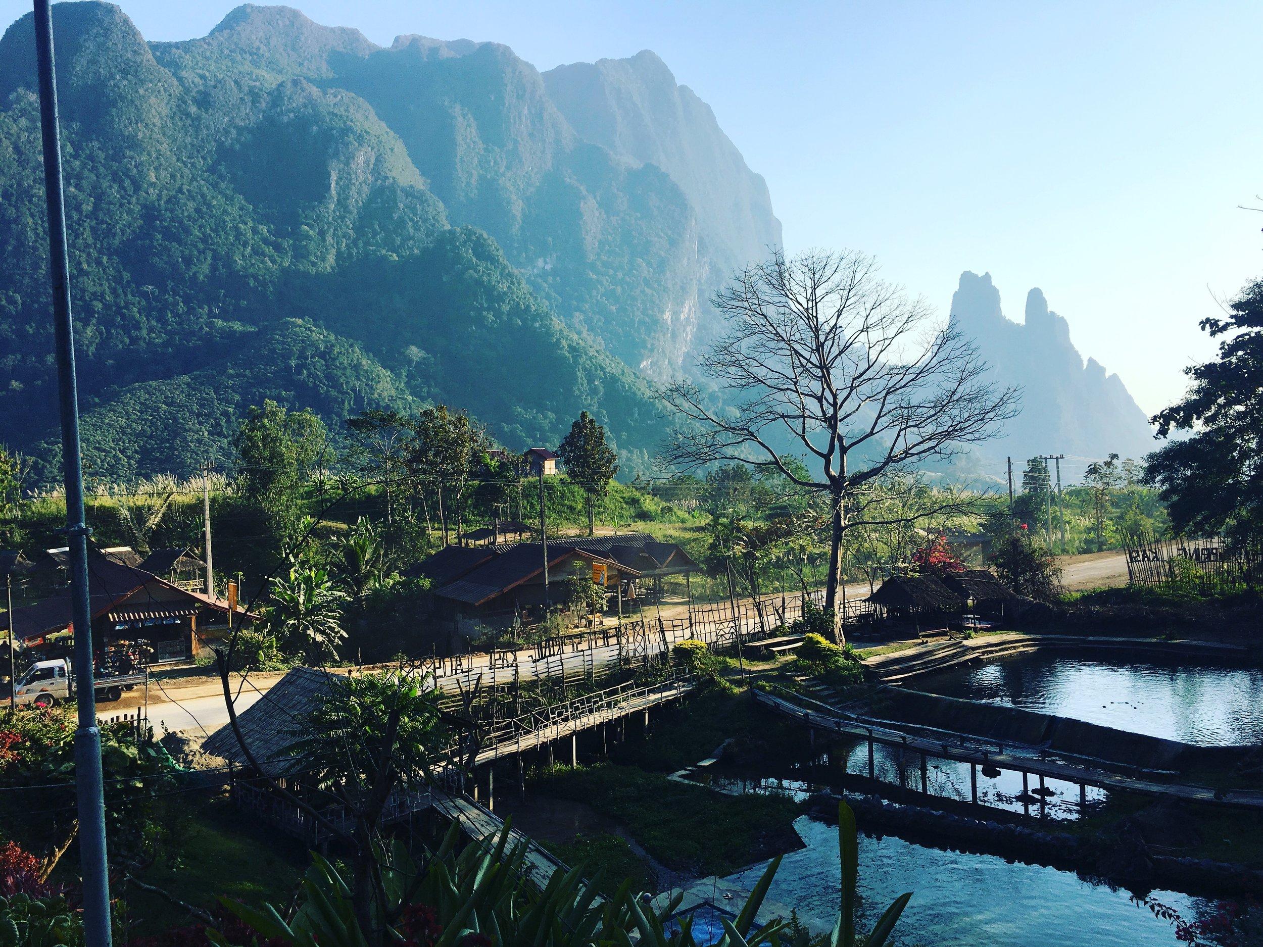 Kasi Hot Springs Resort