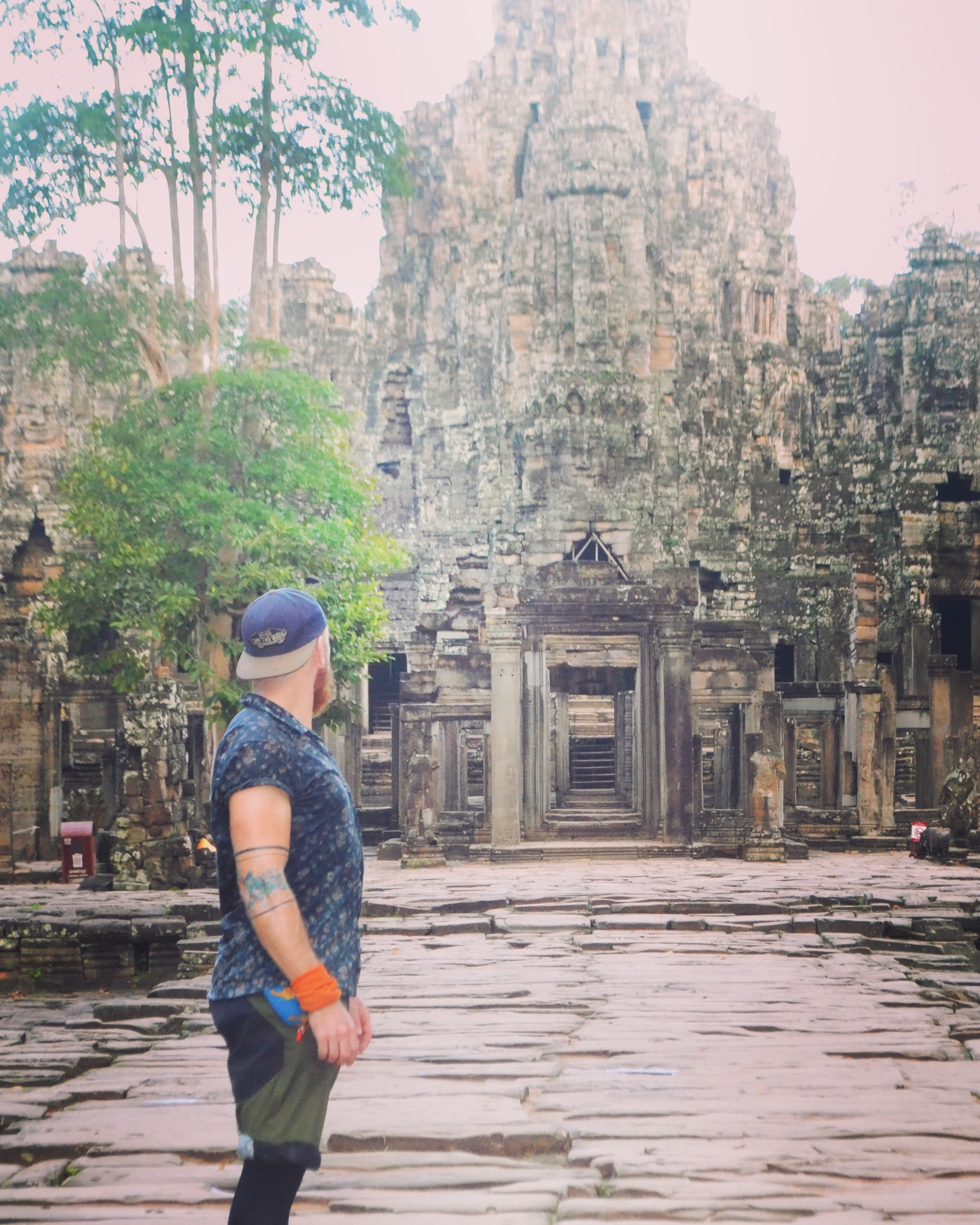 Angkor Thom, the last and most enduring capital of the Khmer Empire