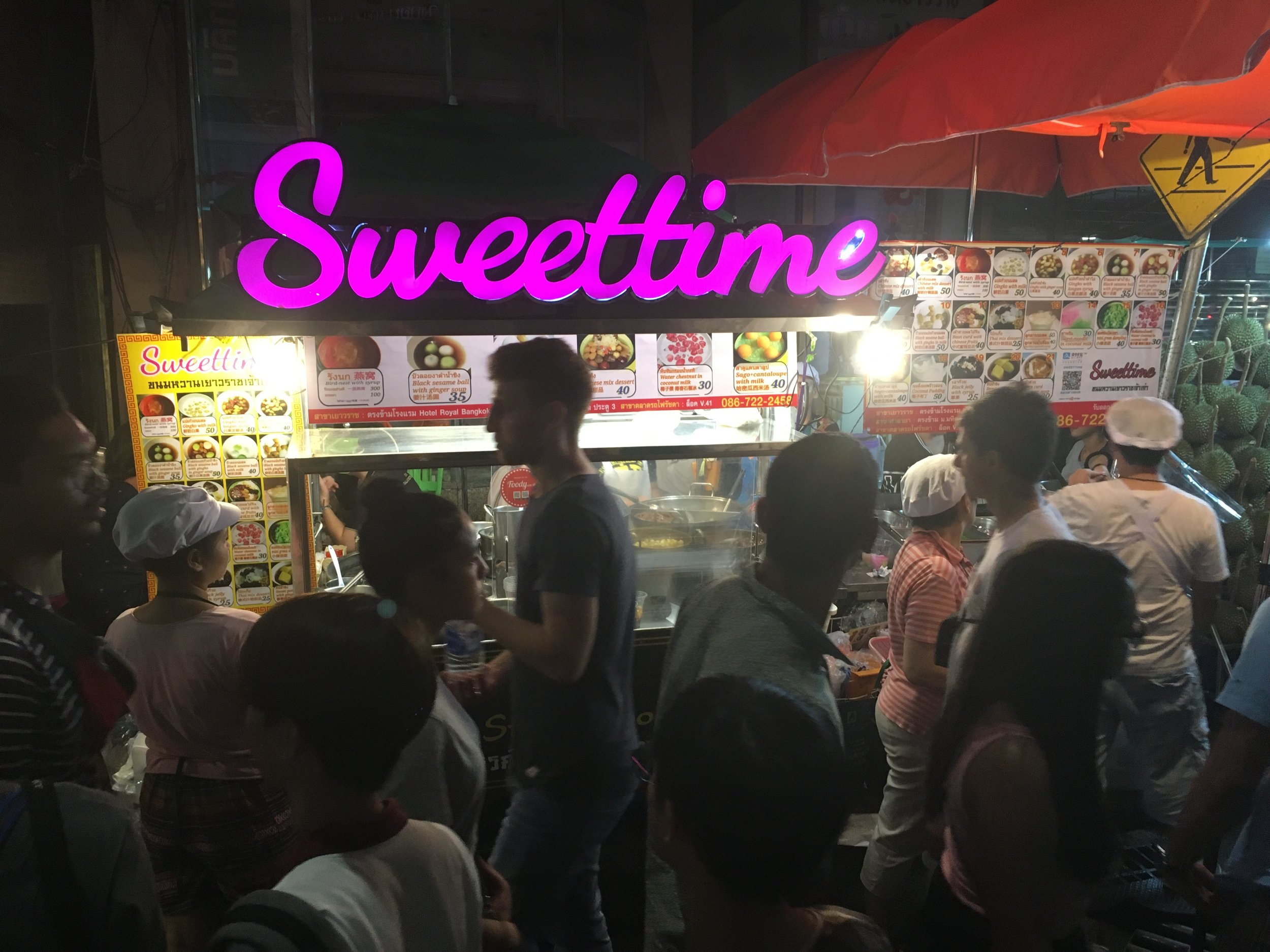 Sweettime desserts, China Town