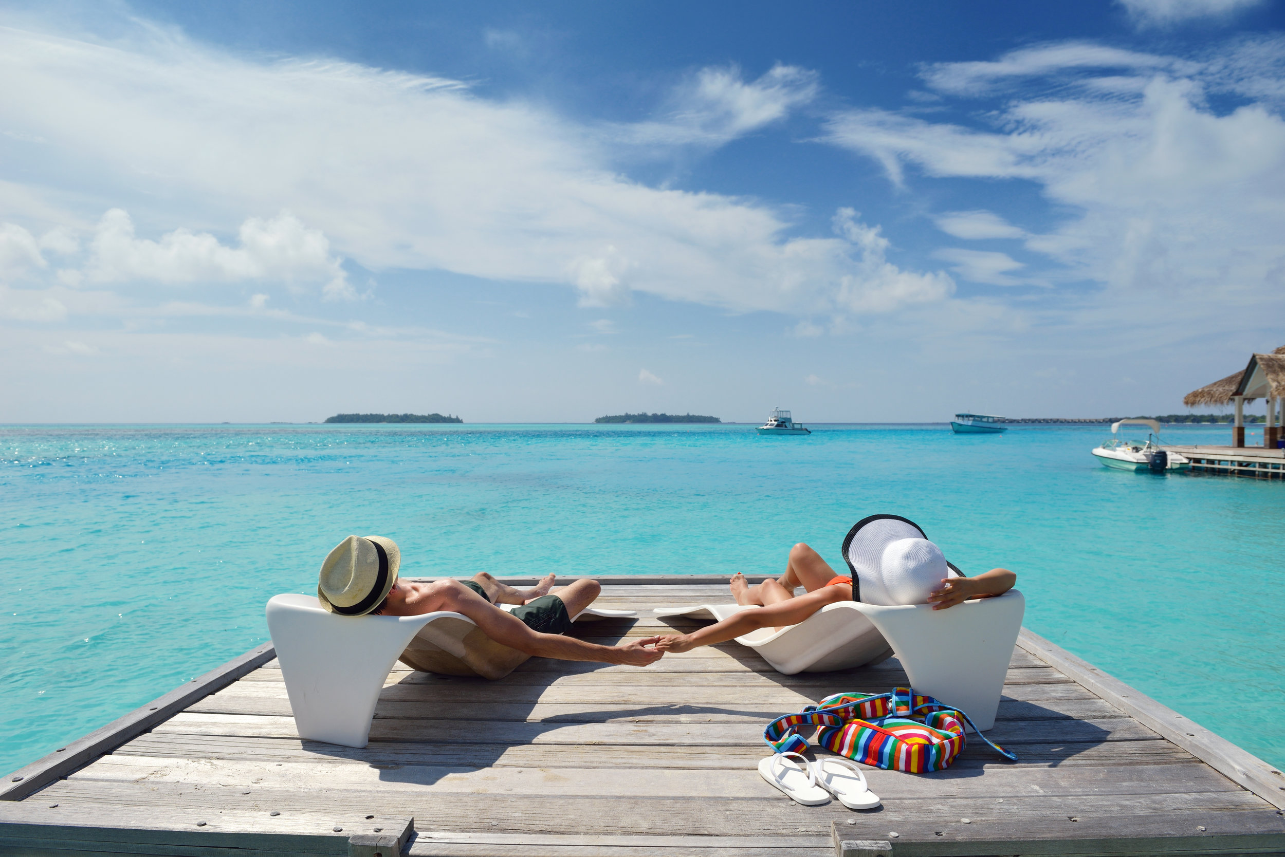 Project Kaif ultimate vacation beach relaxing