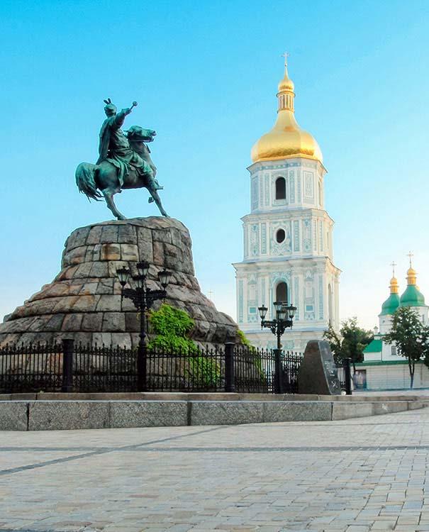 day 1 - Kiev