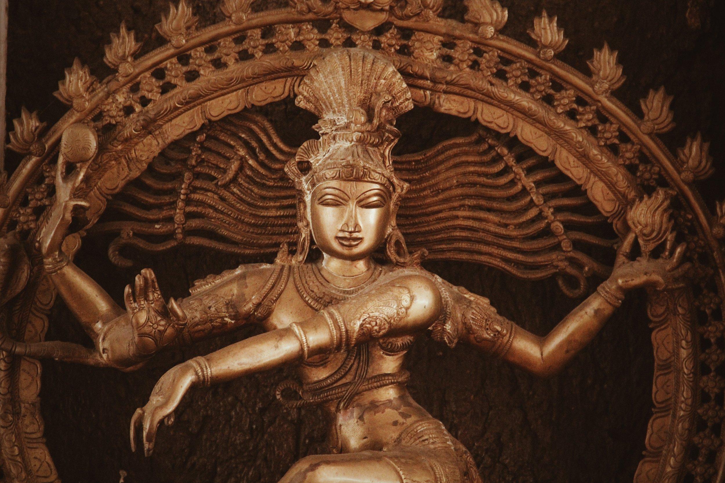 Mudras Hindu Deities Gestures