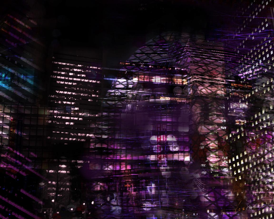 Lights of Tokyo