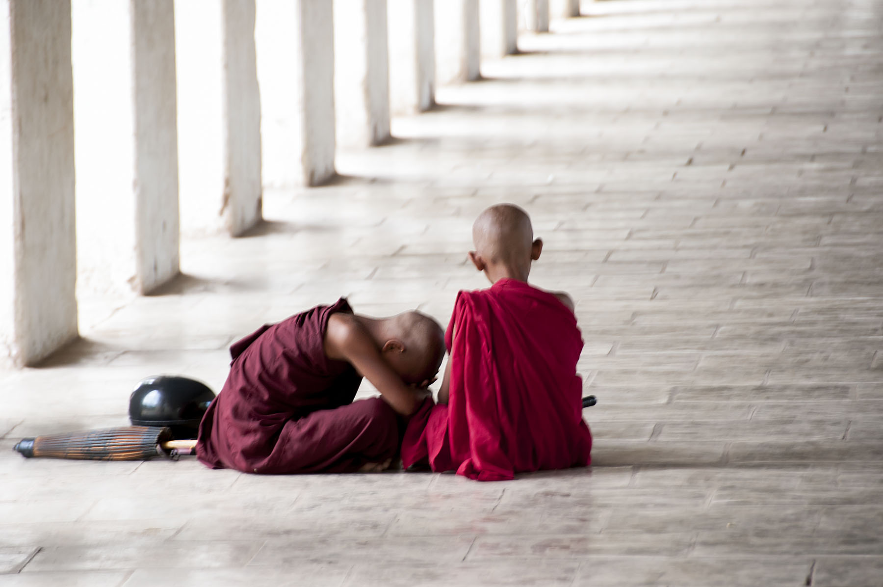 Khin and Nyein #1