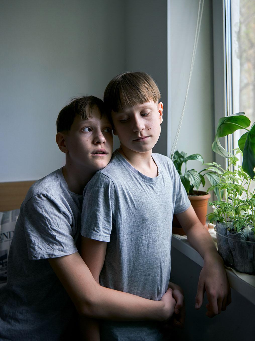 Ivan and Dimitrij