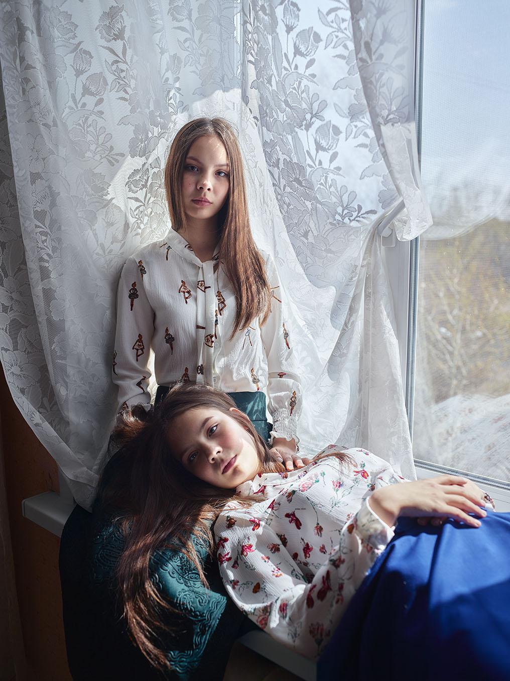 Lisa and Elena