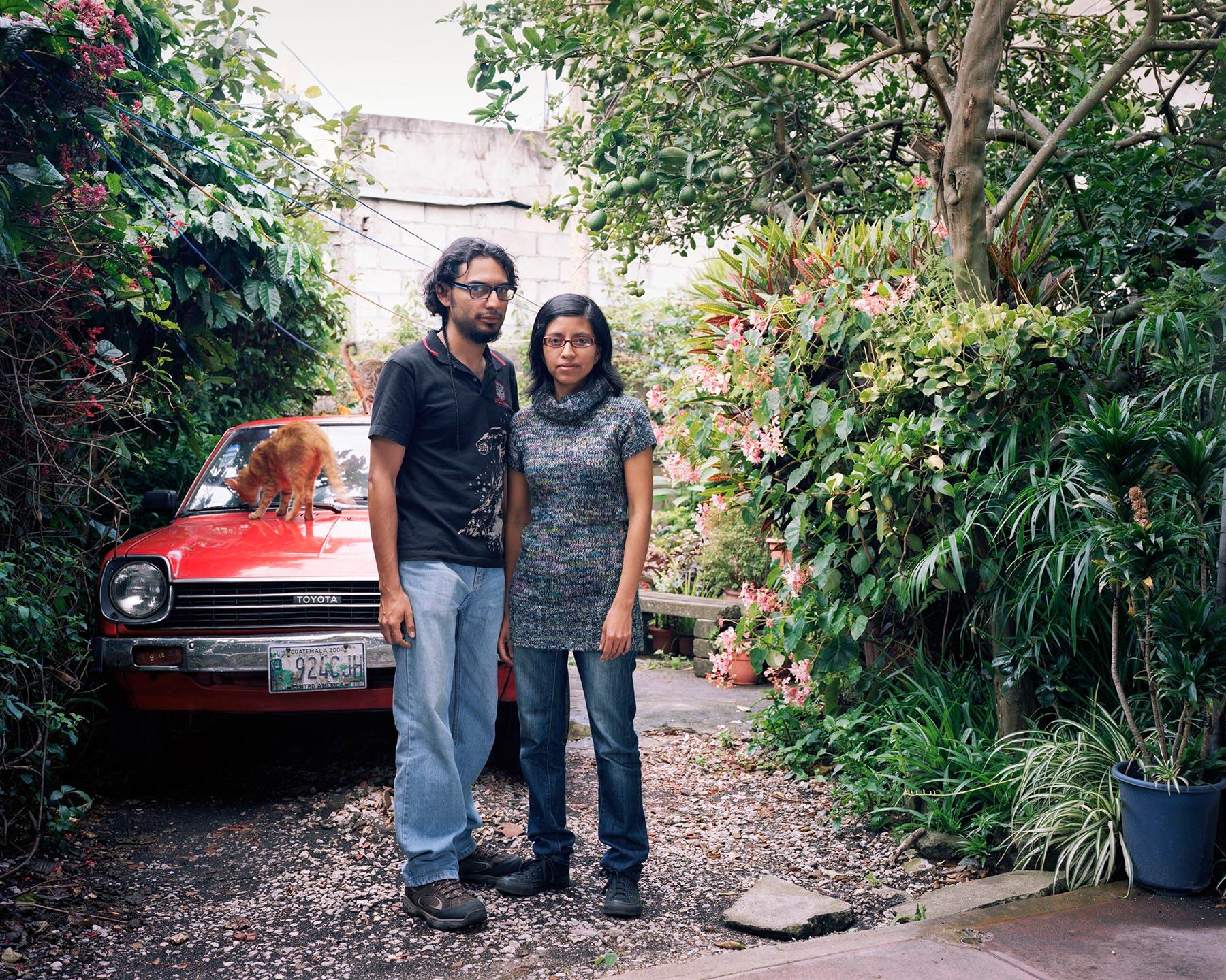 Flavio and Linda