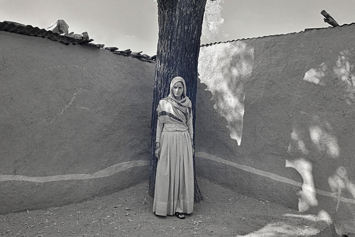 Gurjar Woman