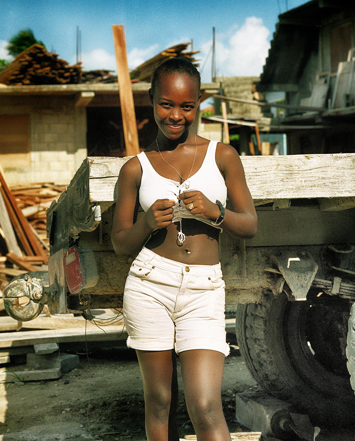 Belize Girl