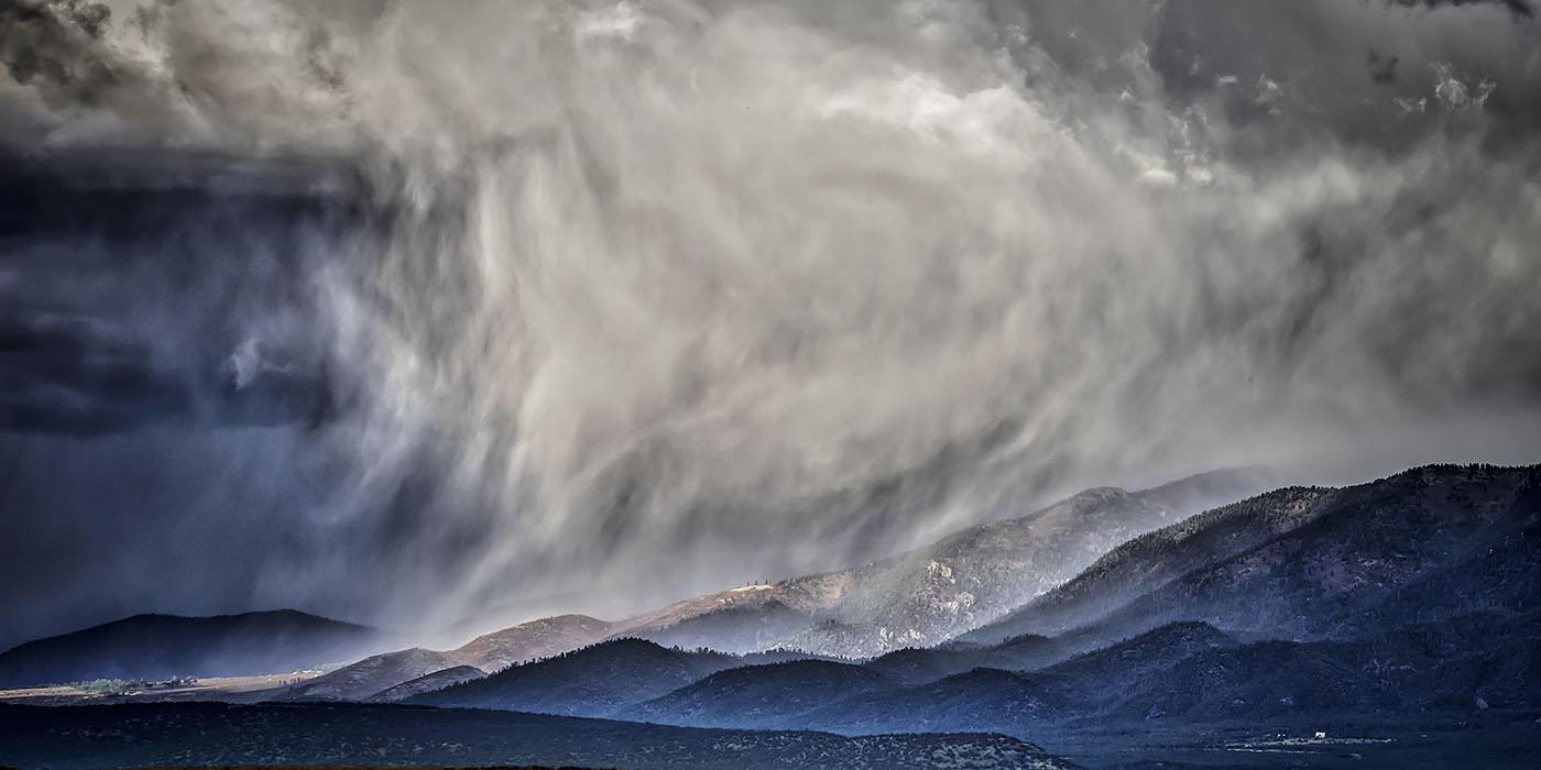 © Carlos Esguerra, 'Taos Mountain'