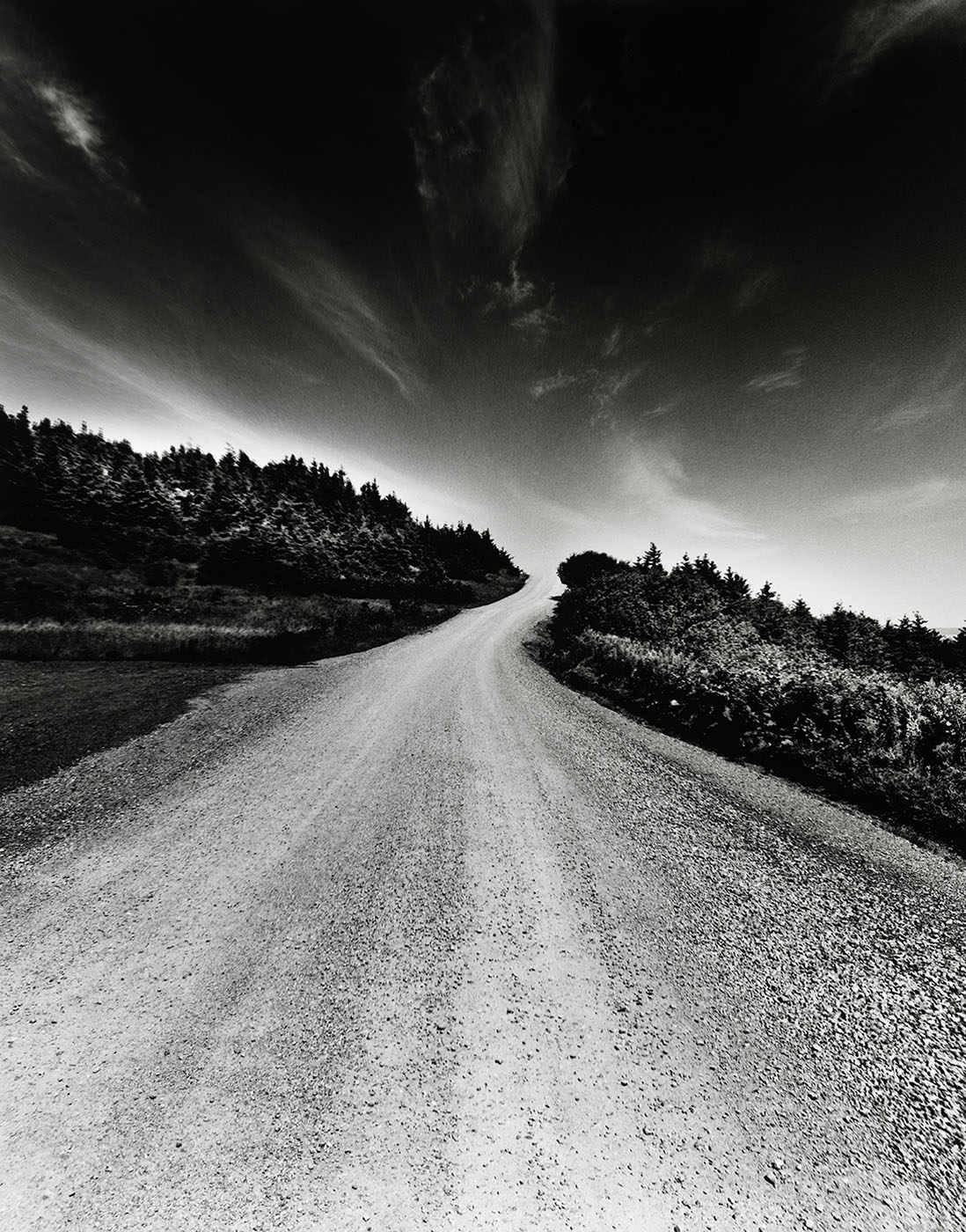 © Dale M Reid, 'Road to the Sky'