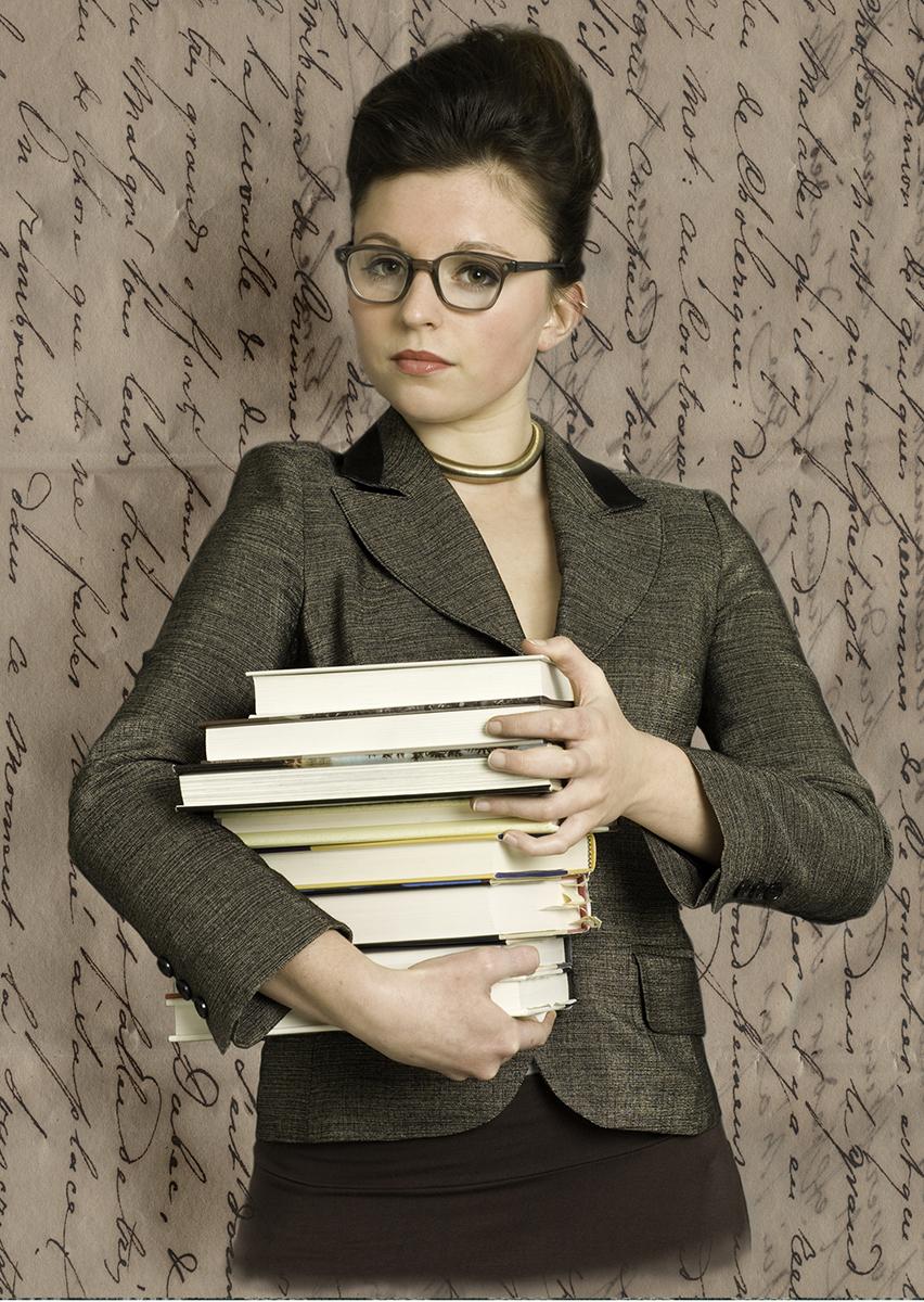 RosanneOlson_WomensWork_Librarian.jpg