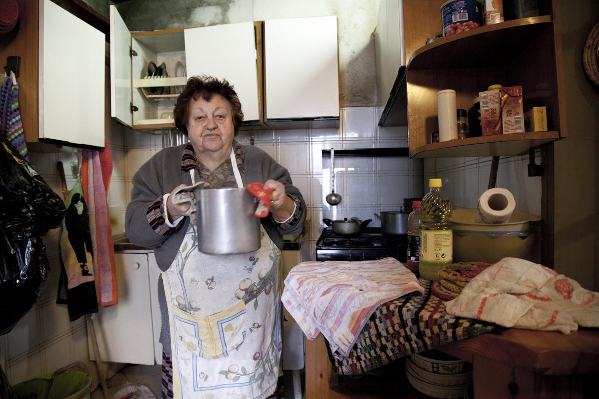 Michela Carmazzi_Aunt Janna An Italian Housewife_Aunt Janna's Kitchen.jpg
