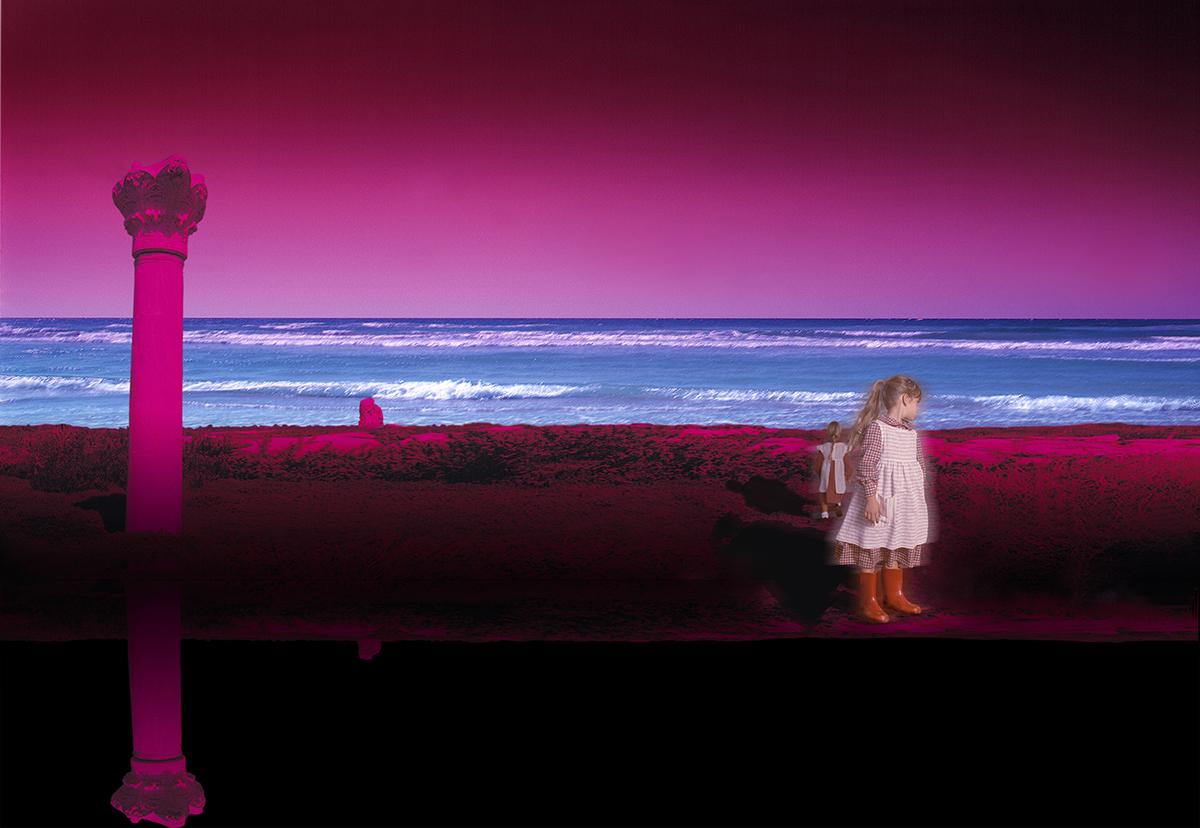 Daphna Laszlo Katzor _ Future Children _ Young Girl and the Sea.jpg