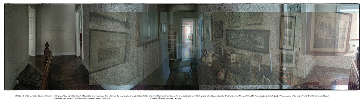4_ConnieFrisbeeHoude_Ghostlt Transformation of a House_Back Hall.jpg
