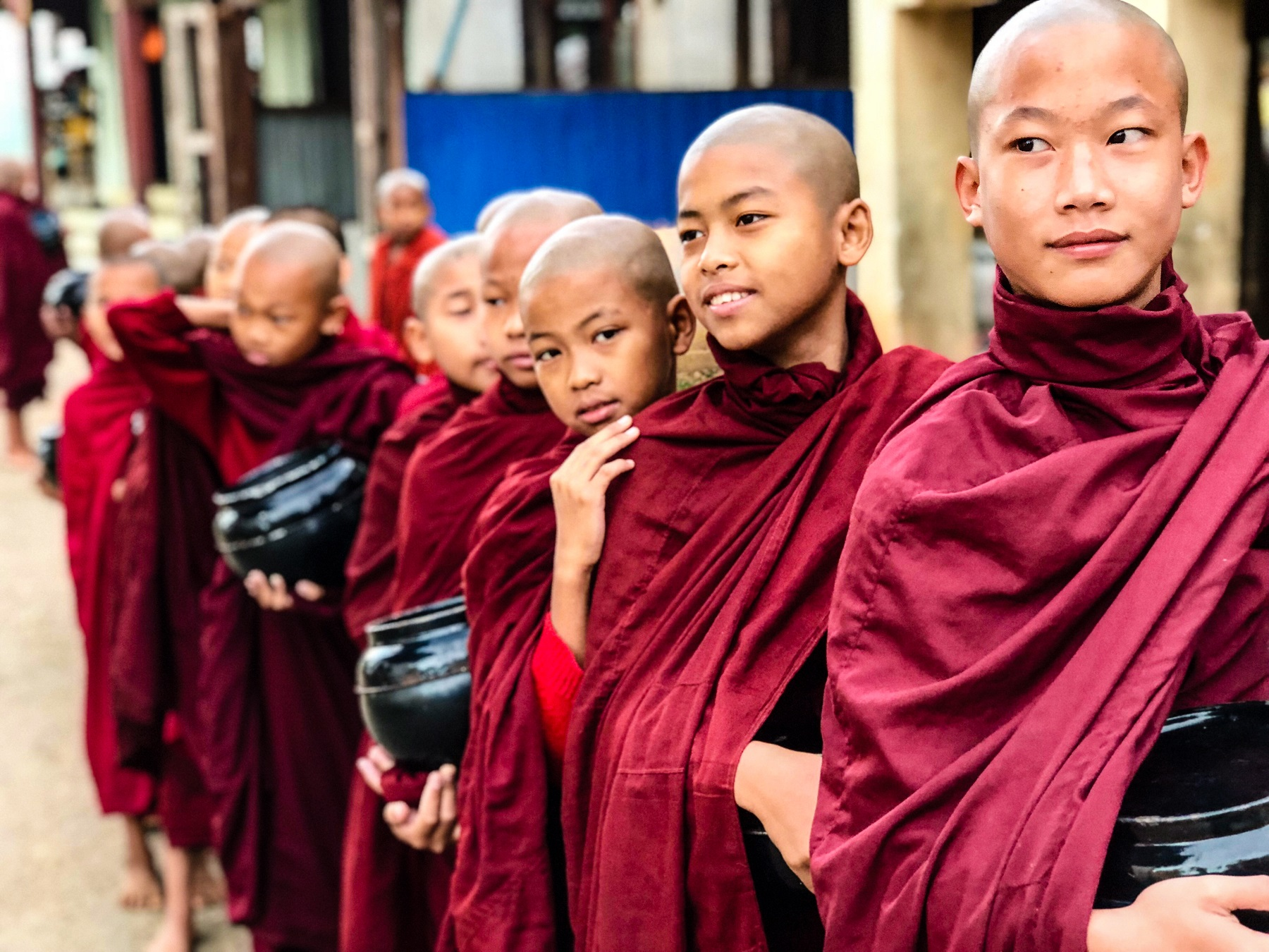 Kathleen Gerber_Young Monks.jpg