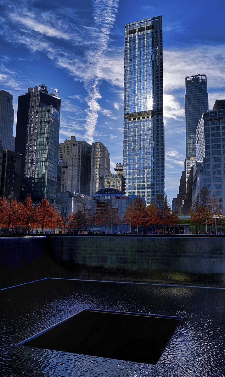 Stuart Chape_New World Trade Centre and 9-11 Memorial Series 1.jpg