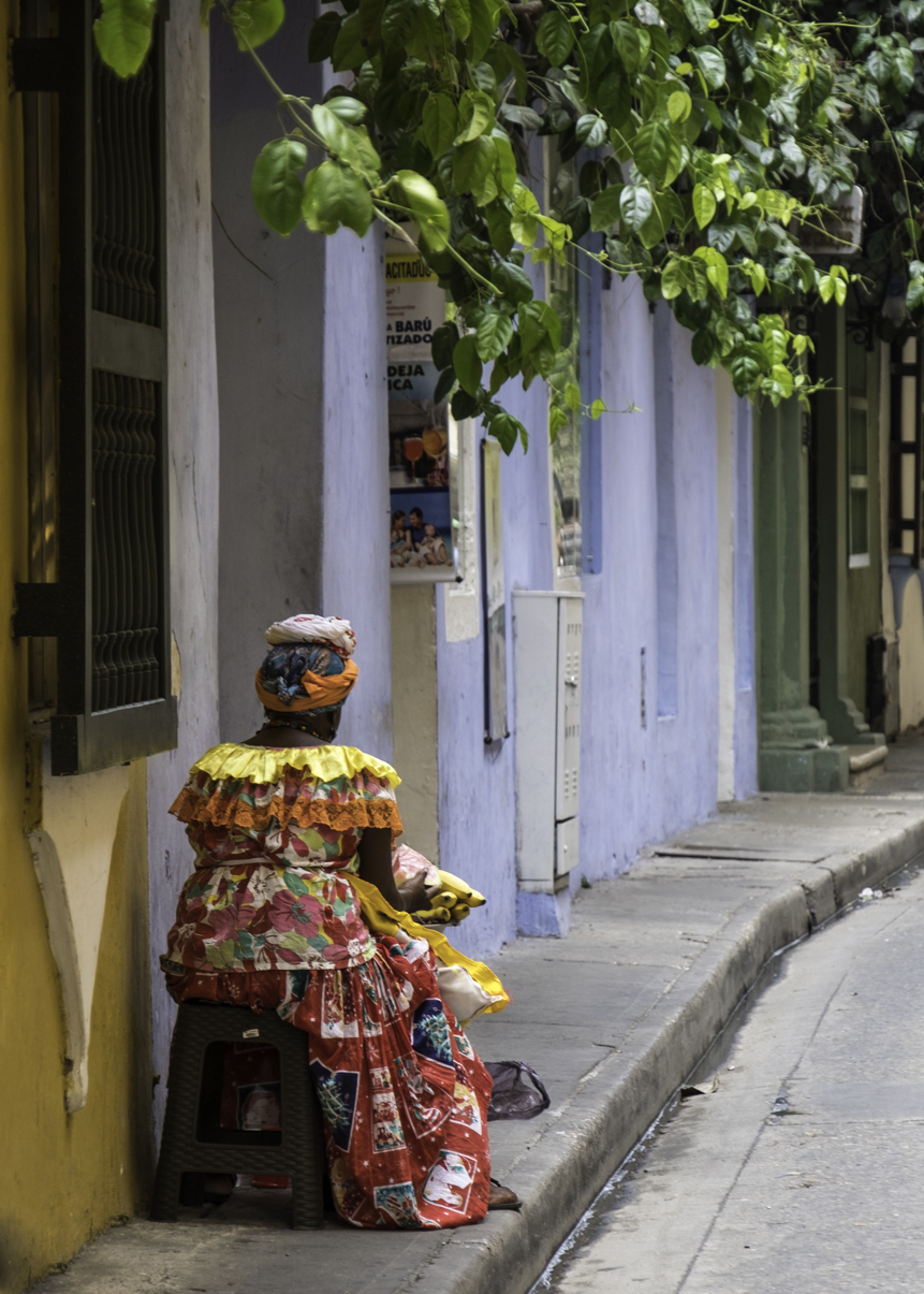 MicheleMcCormick_Cartagena Street Scene.jpg