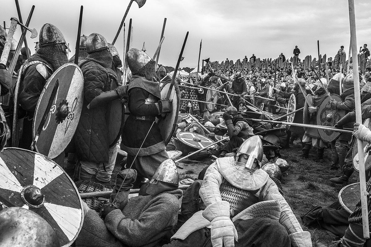 Boguslaw Maslak_Slavic & Viking Festival_05 Mediaval Battle.jpg