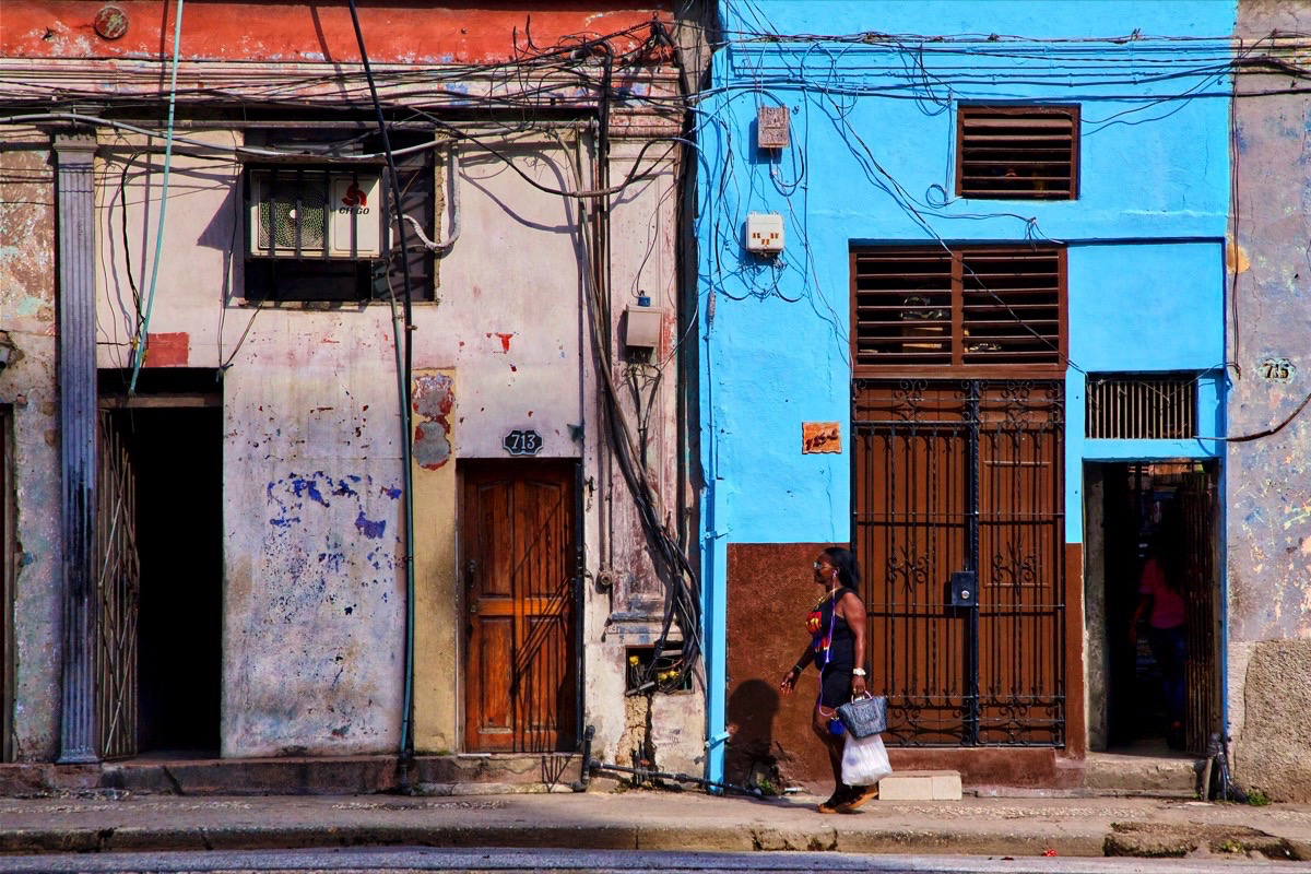 Victoria Herring_Woman in Havana Street .jpg