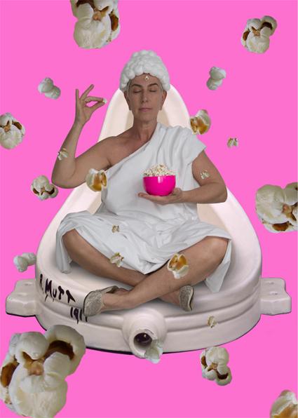Andrea Guedella_Pop Series_Popcorn Buddha.jpg