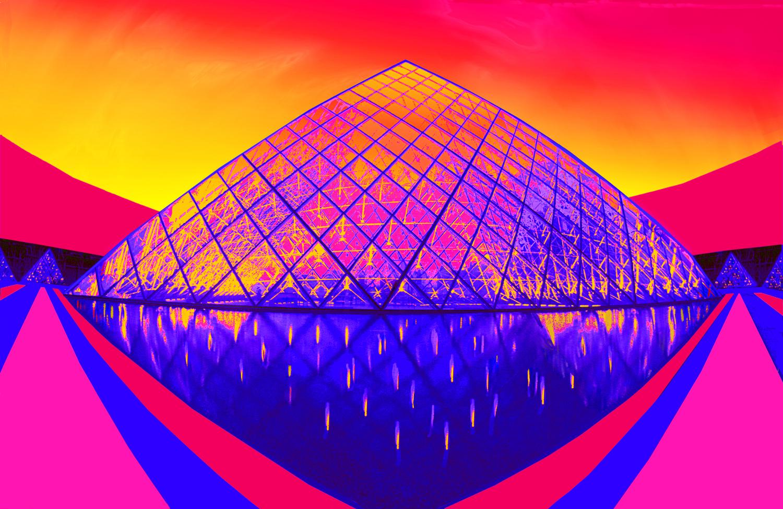 Jane_Gottlieb-Paris Pyramid at Dusk.jpg