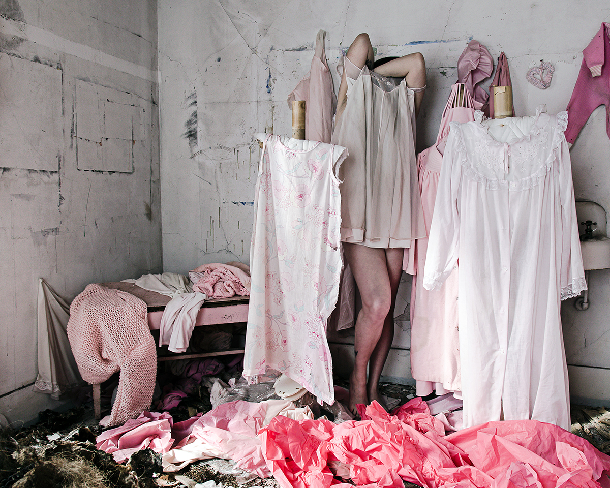 Sarah Bloom_Self Abandoned_We are what we pretend to be.jpg