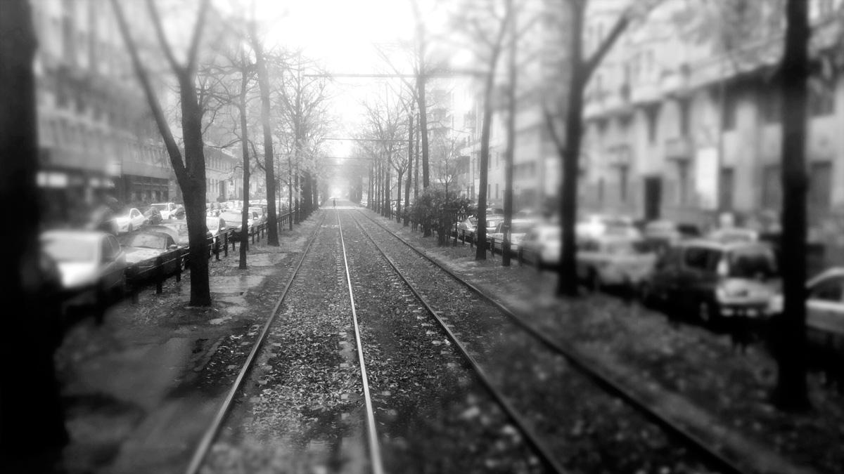 Elena Cavallaro Bullejos .Street photography .Foggy afternoon in Milan .JPG