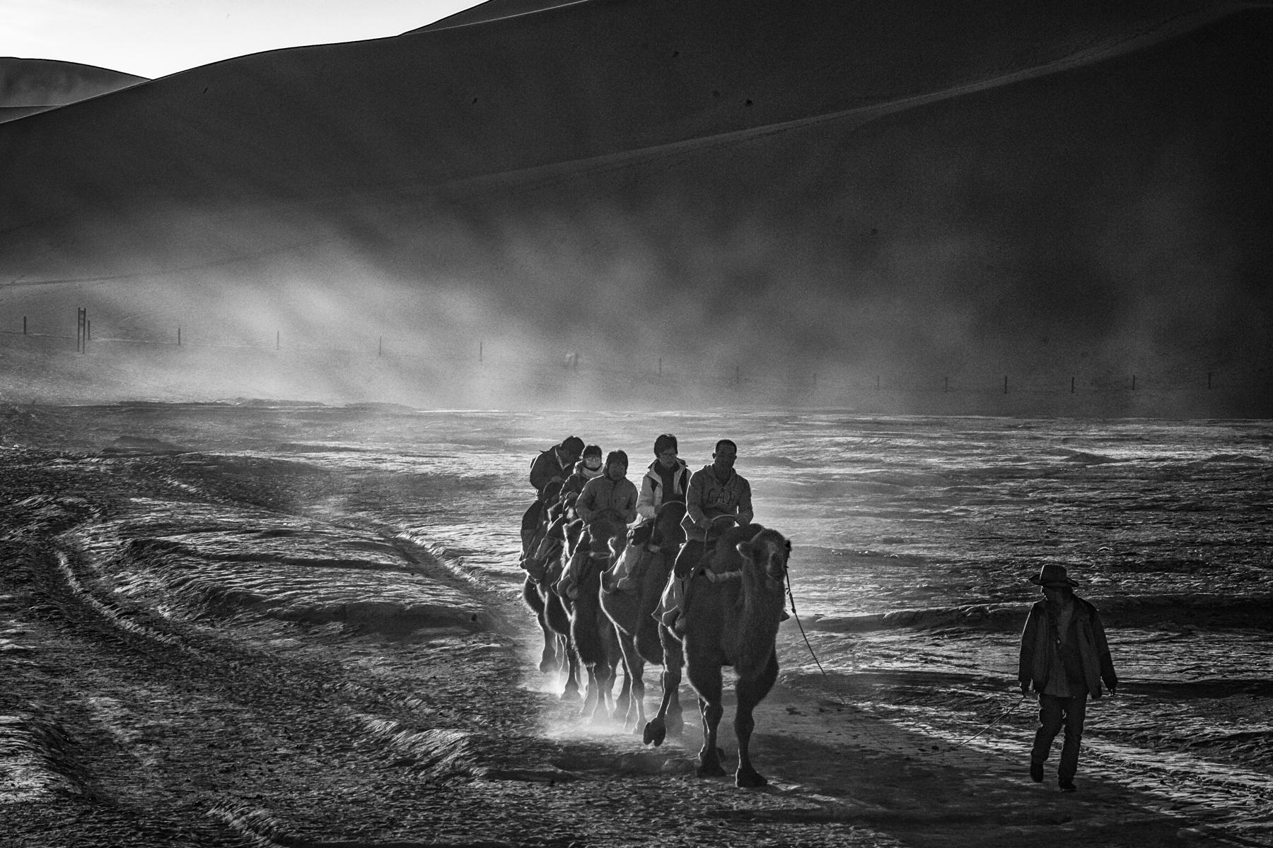 John_Eaton_Tourist Camel Train.jpg