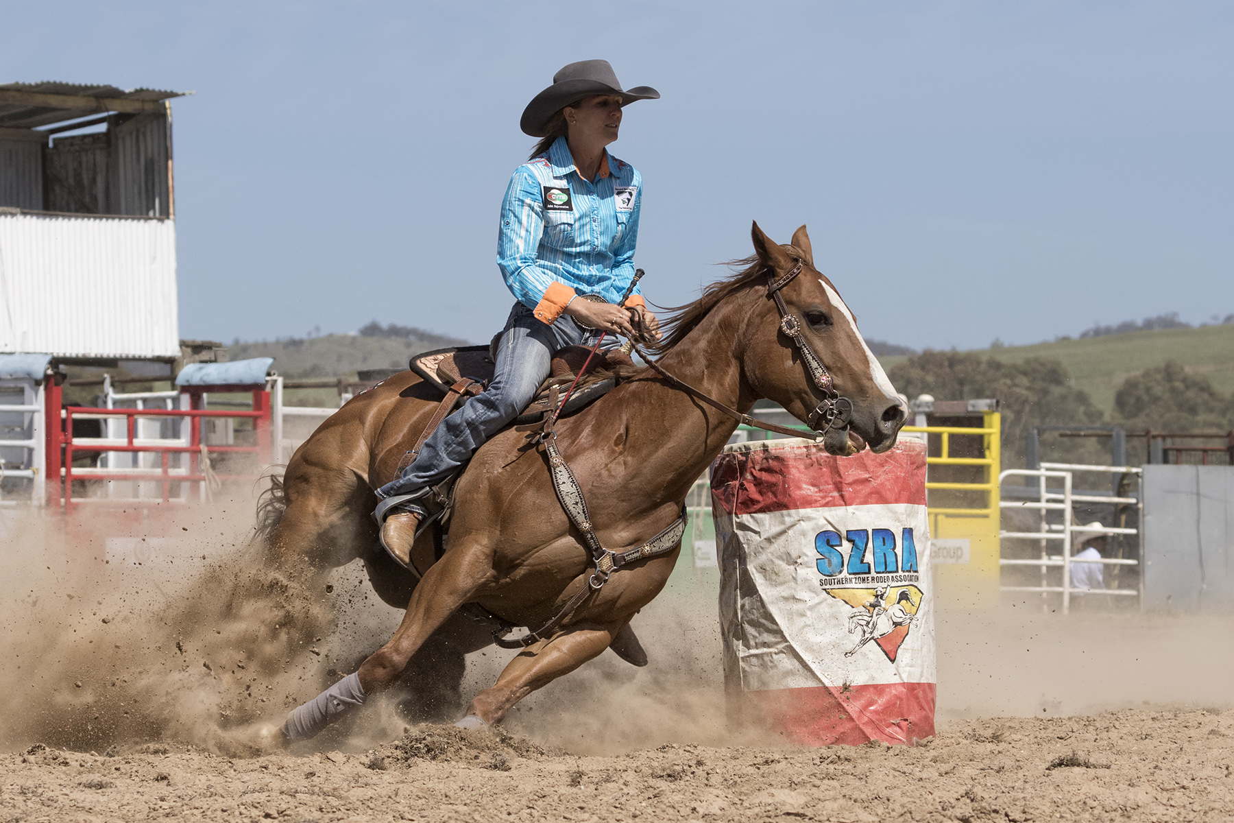 Brian_Jones_Rodeo Thrills and Spills_Barrel Race 1_1.jpg